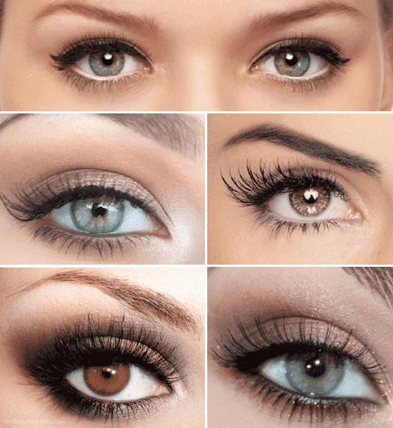 Как сделать глаза еще больше 547