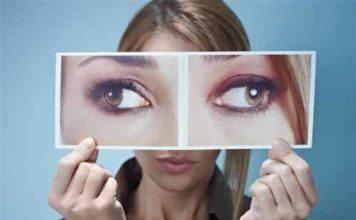 Упражнения для глаз при косоглазии.