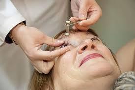 Офтальмотонометрия - основной метод диагностики глаукомы.