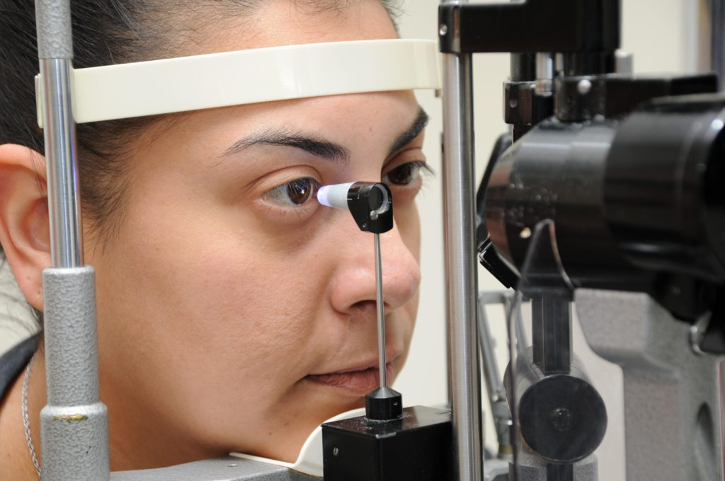 Приборы для глазного давление в домашних условиях 977