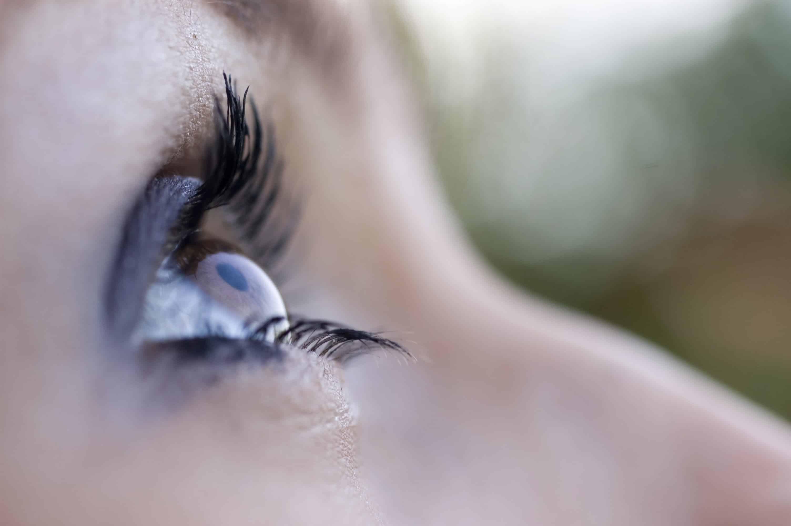 Почему глаза больно поднимать вверх
