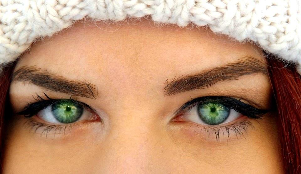 что означает серо-зеленый цвет глаз у женщин