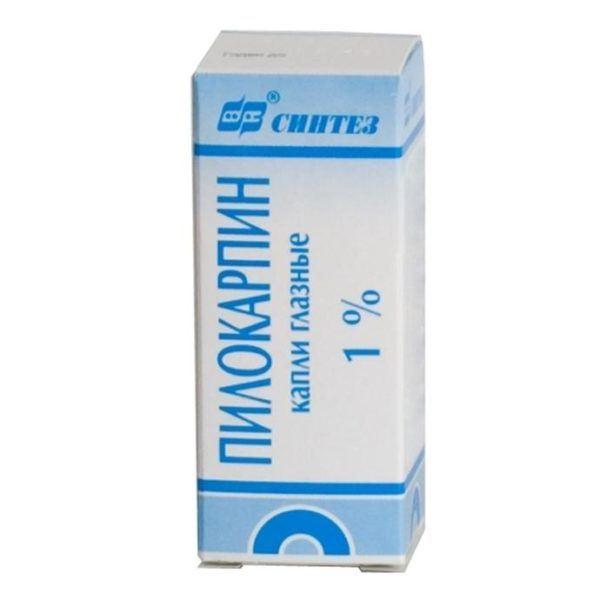 Лекарственный препарат для снижения внутриглазного давления