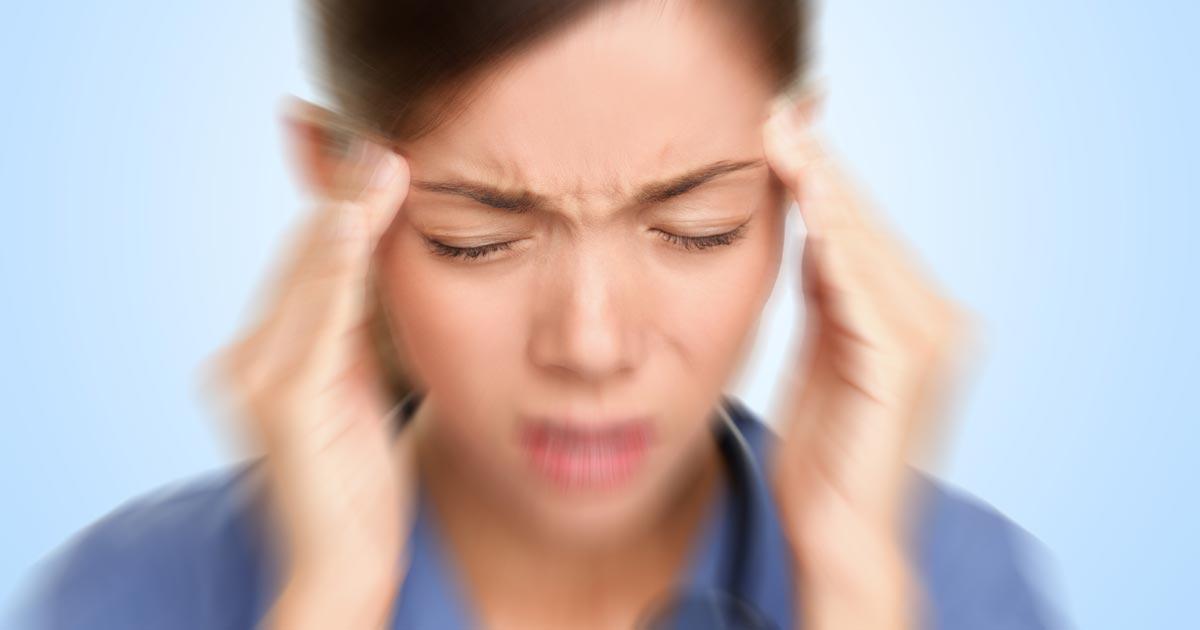 Частые мигрени головокружение головная боль