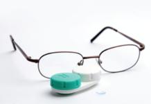 Оптические устройства для коррекции зрения.