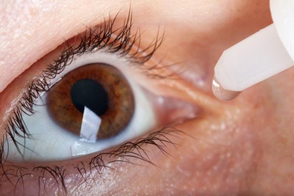 лечение органа зрения после травмы инородным телом