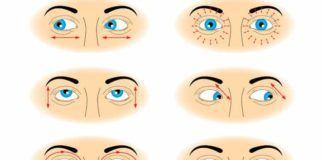 Гимнастика для глаз улучшающая зрение