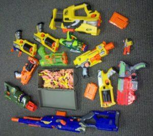 пистолетики