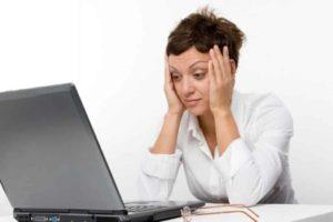 привычки, разрушающие зрение