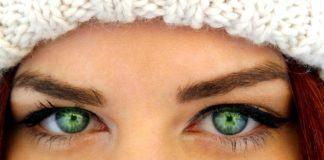 Всего 2% людей обладают зеленым цветом глаз.