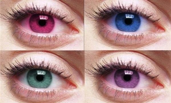 Самые редкие цвета глаз (ФОТО)
