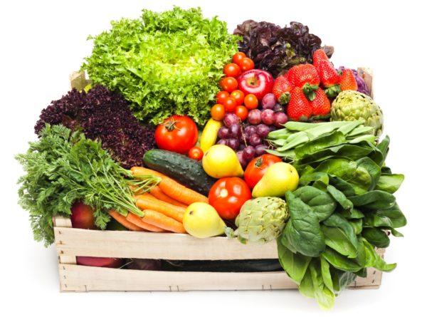 правильное питание является основой для восстановления зрительных функций