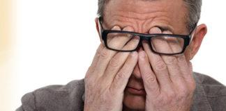 причины недостаточного увлажнения поверхности глазного яблока